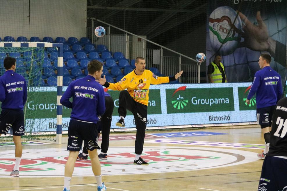 MOL-PICK Szeged Mezőkövesd 40-25 7