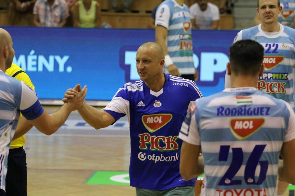 MOL-PICK Szeged Mezőkövesd 40-25 29