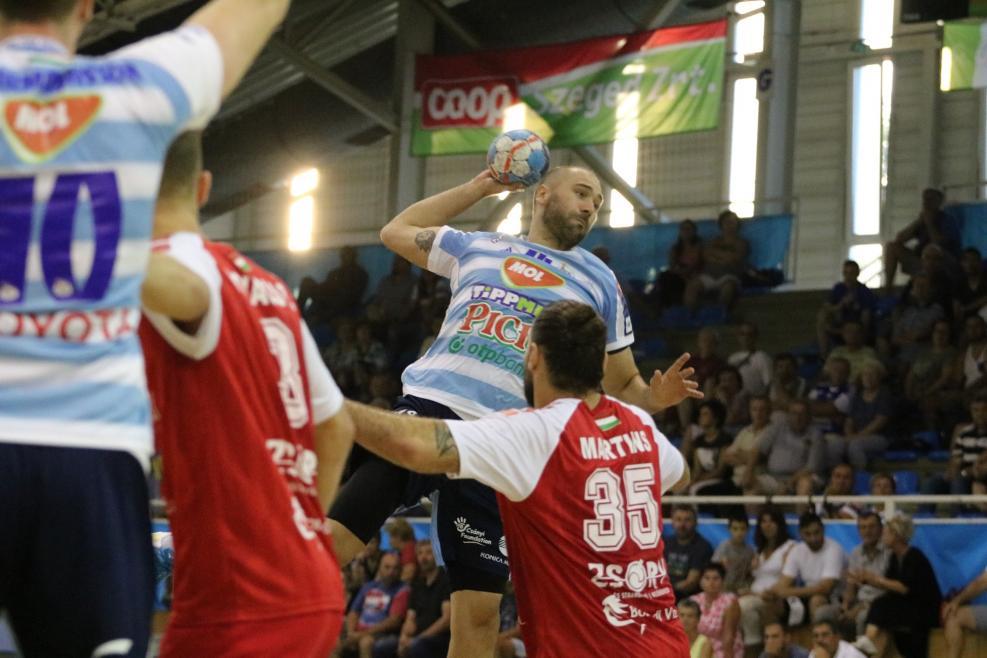 MOL-PICK Szeged Mezőkövesd 40-25 36