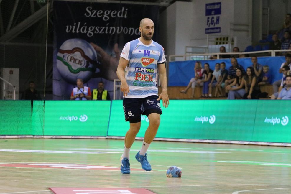 MOL-PICK Szeged Mezőkövesd 40-25 43