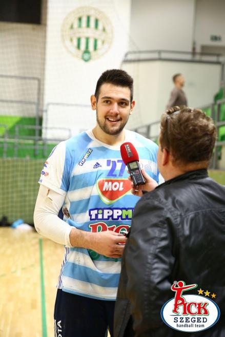 Ferencváros-MOL-PICK Szeged 91