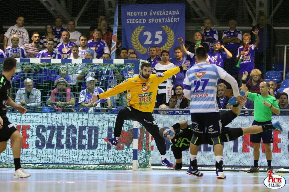 MOL-PICK Szeged - Grundfos Tatabánya KC (2018.10.03.) 12