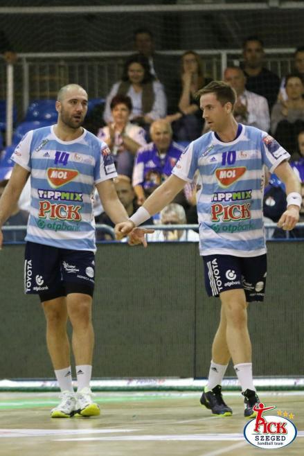 MOL-PICK Szeged - Grundfos Tatabánya KC (2018.10.03.) 16