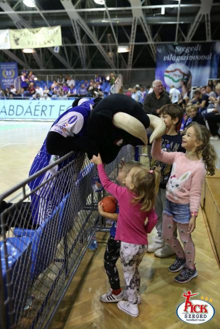 MOL-PICK Szeged - Grundfos Tatabánya KC (2018.10.03.) 27