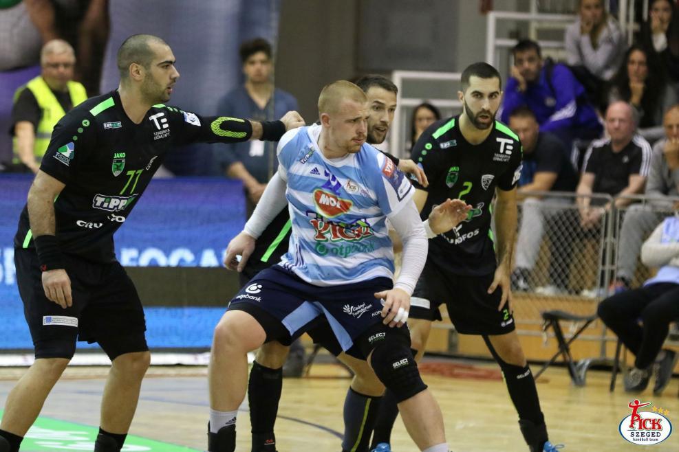 MOL-PICK Szeged - Grundfos Tatabánya KC (2018.10.03.) 47