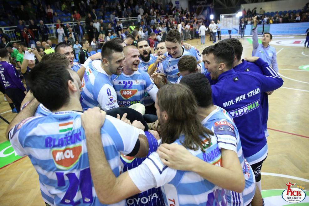 MOL-PICK Szeged - Grundfos Tatabánya KC (2018.10.03.) 59