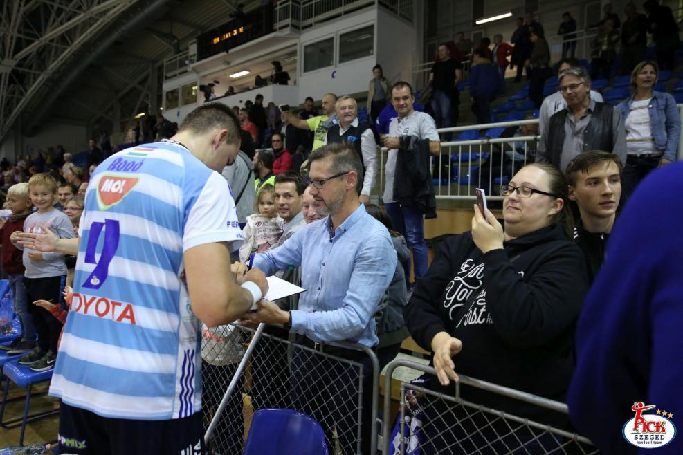 MOL-PICK Szeged - Grundfos Tatabánya KC (2018.10.03.) 63