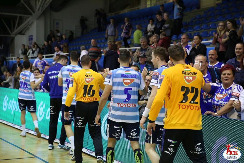 MOL-PICK Szeged - Grundfos Tatabánya KC (2018.10.03.) 64