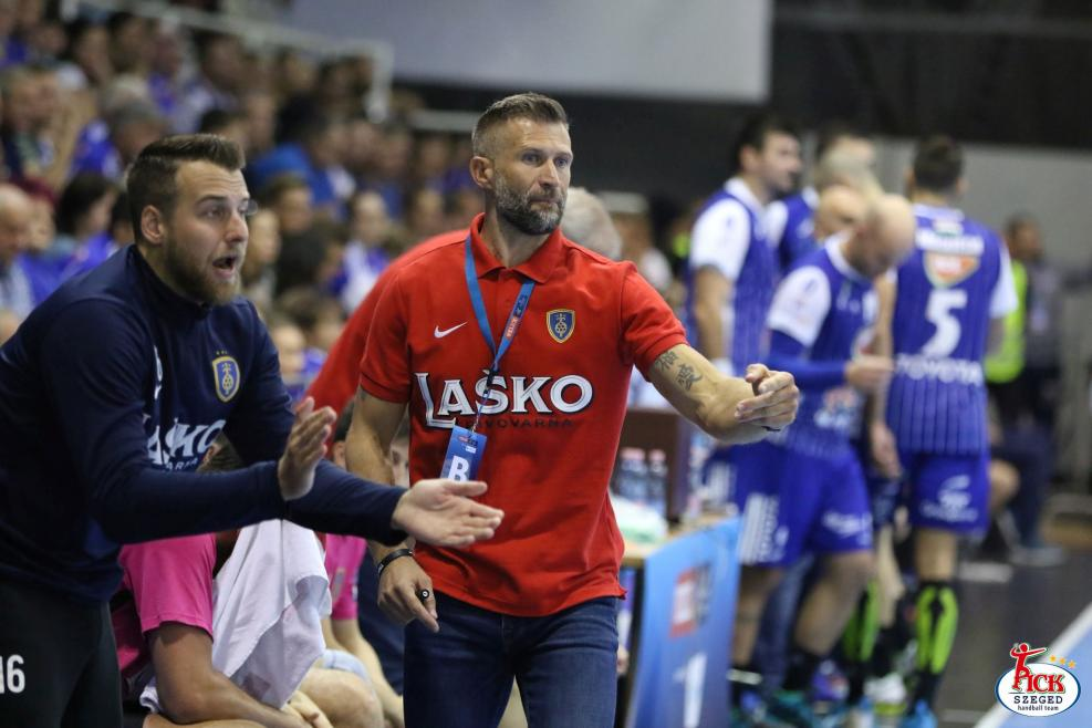 MOL-PICK SZEGED - RK Celje Pivovarna Lasko (2018.10.06.) 31