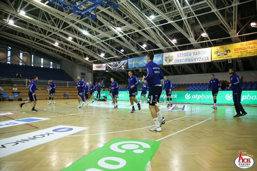 MOL-PICK Szeged - Sport36-Komló (2018.10.09.) 1