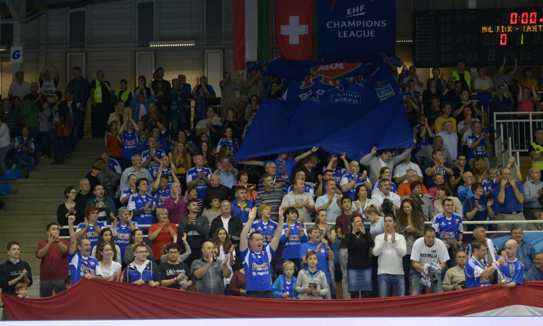 MOL-Pick Szeged - Kadetten Schaffhausen - 9