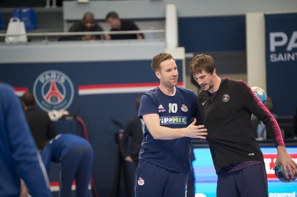 Paris Saint-Germain HB - MOL-PICK SZEGED (2018.11.04.) 15