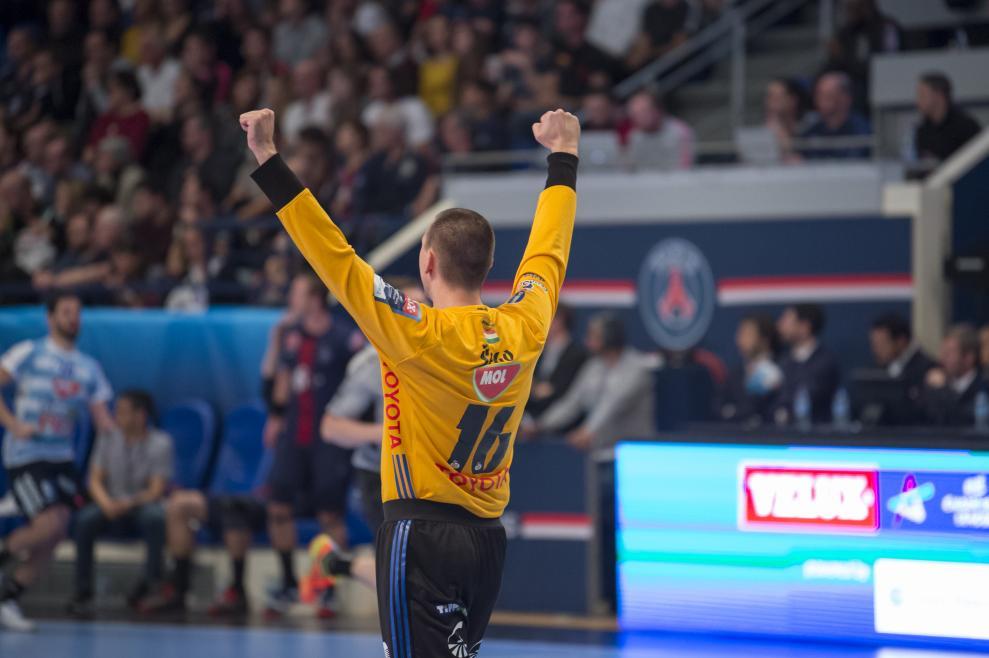 Paris Saint-Germain HB - MOL-PICK SZEGED (2018.11.04.) 27