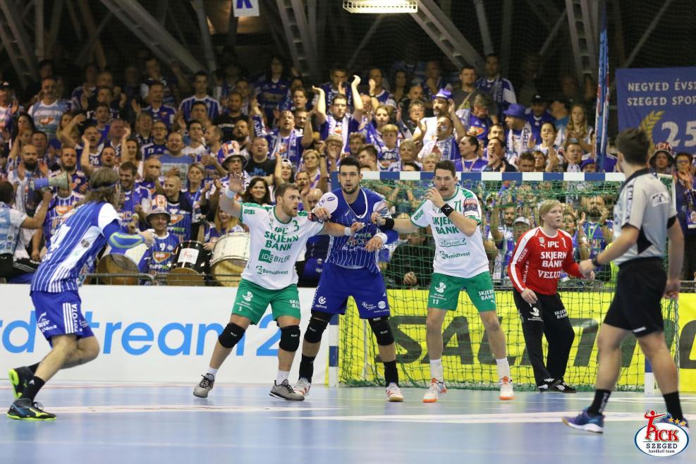 MOL-PICK SZEGED - Skjern Handbold (2018.11.18.) 49