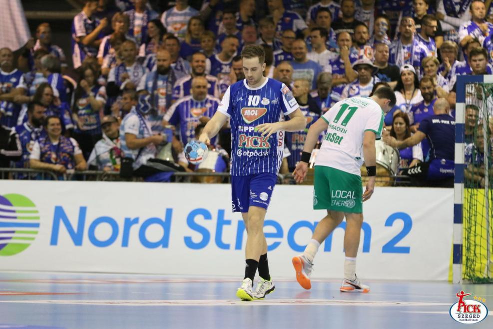 MOL-PICK SZEGED - Skjern Handbold (2018.11.18.) 51