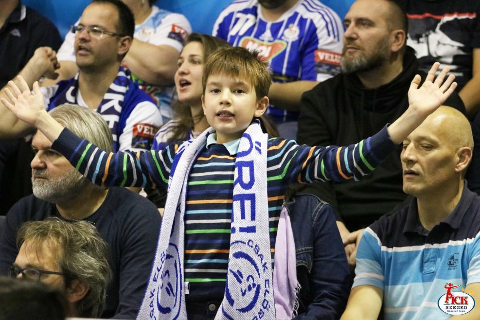 MOL-PICK SZEGED - Skjern Handbold (2018.11.18.) 57