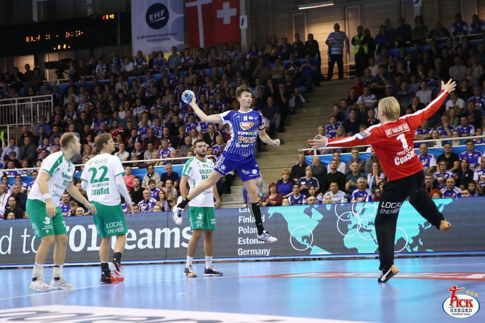 MOL-PICK SZEGED - Skjern Handbold (2018.11.18.) 65