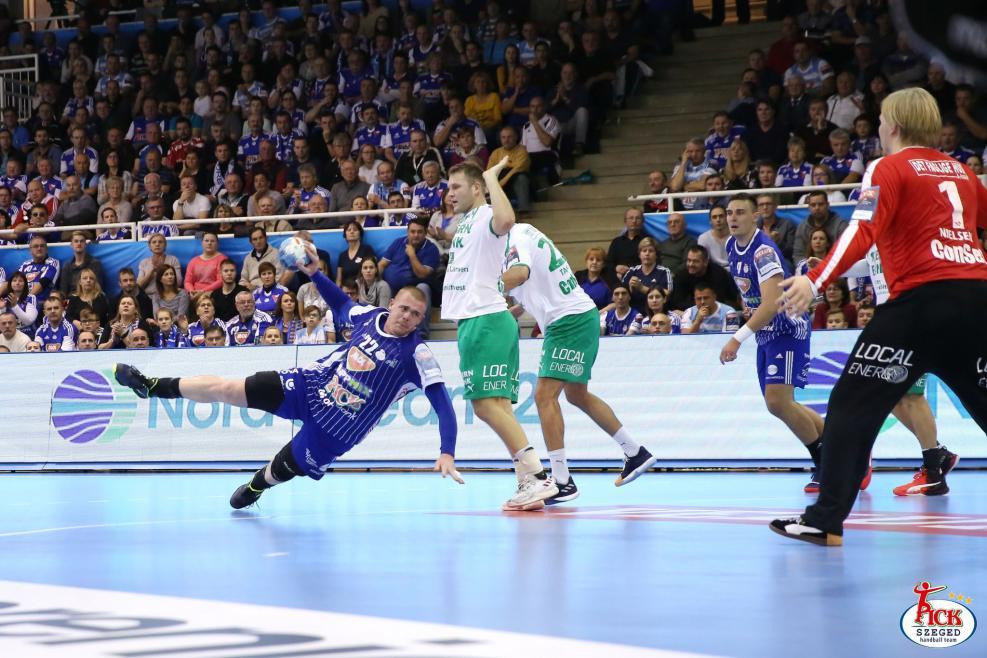MOL-PICK SZEGED - Skjern Handbold (2018.11.18.) 75