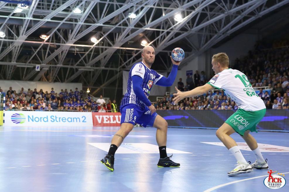 MOL-PICK SZEGED - Skjern Handbold (2018.11.18.) 78