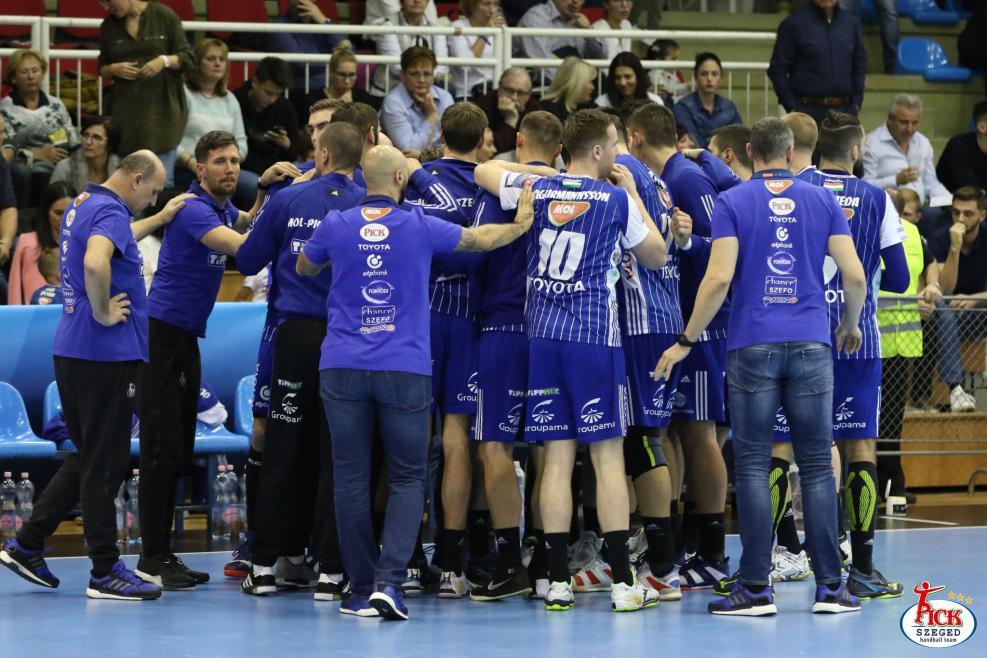 MOL-PICK SZEGED - Skjern Handbold (2018.11.18.) 91