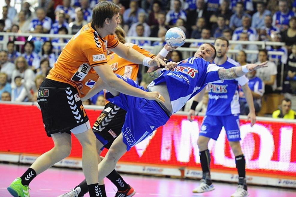 Pick Szeged - Kristianstad EHF Kupa - 2