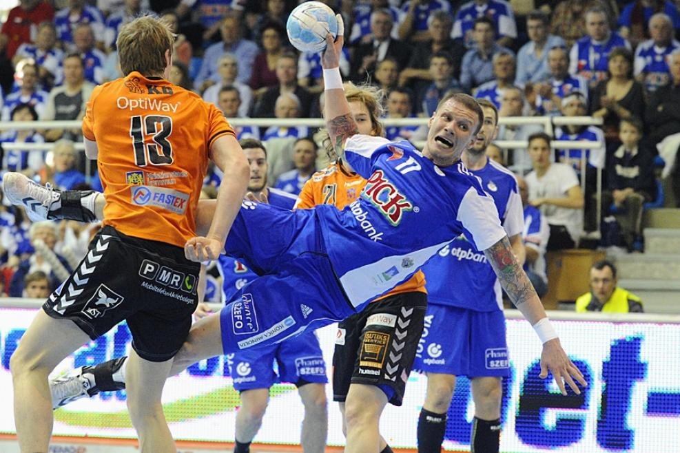 Pick Szeged - Kristianstad EHF Kupa - 3