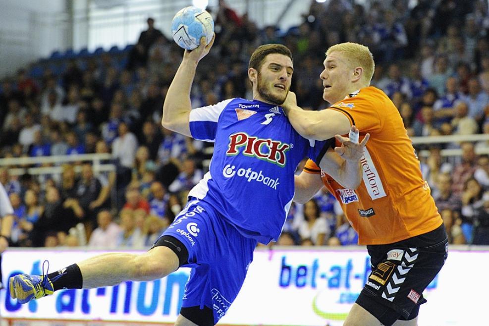 Pick Szeged - Kristianstad EHF Kupa - 5