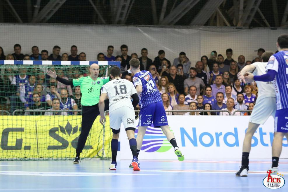MOL-PICK SZEGED - Paris Saint-Germain HB (2018.11.24.) 45