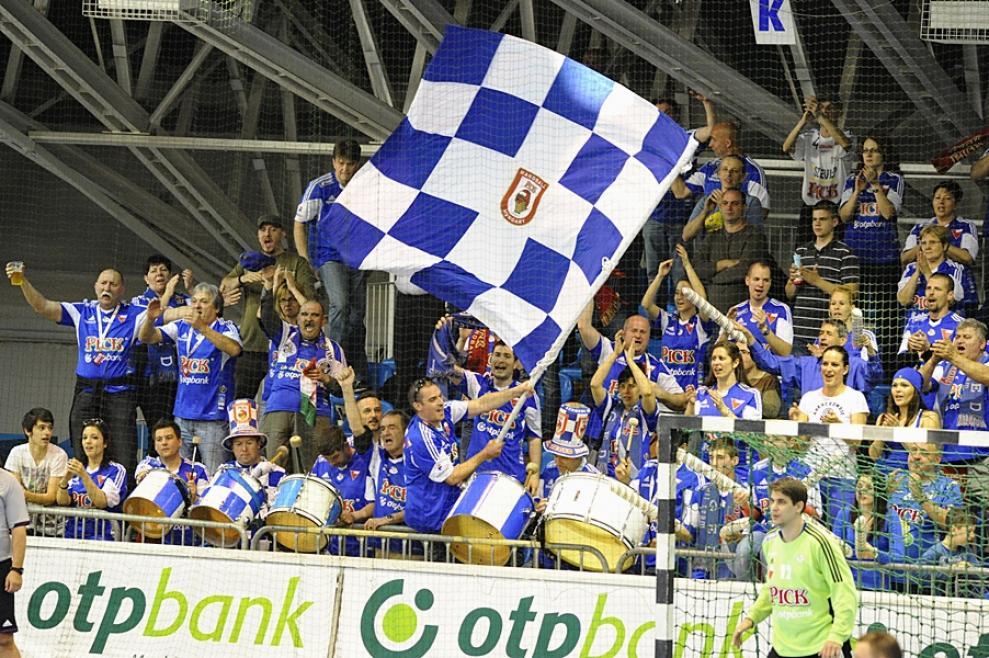 Pick Szeged - Kristianstad EHF Kupa - 8