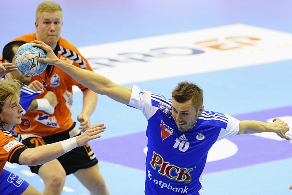 Pick Szeged - Kristianstad EHF Kupa - 12