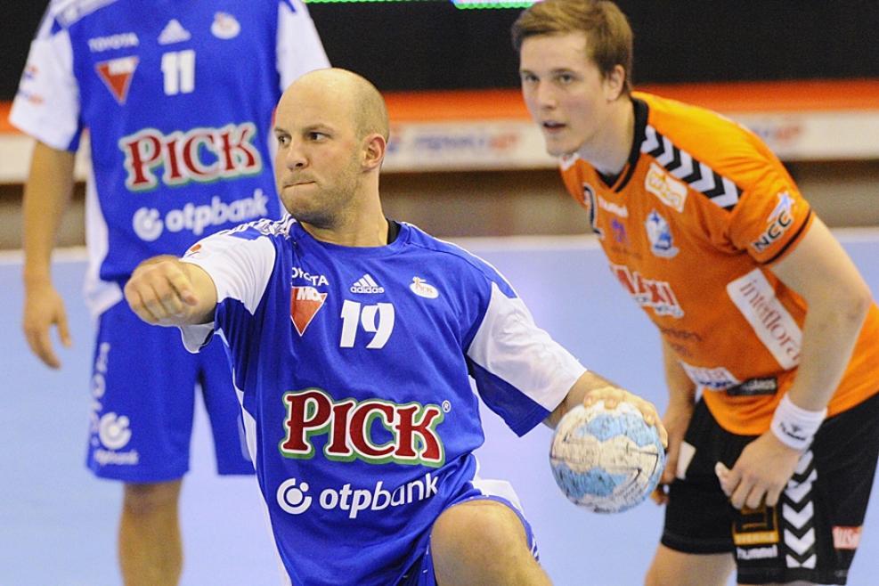 Pick Szeged - Kristianstad EHF Kupa - 14