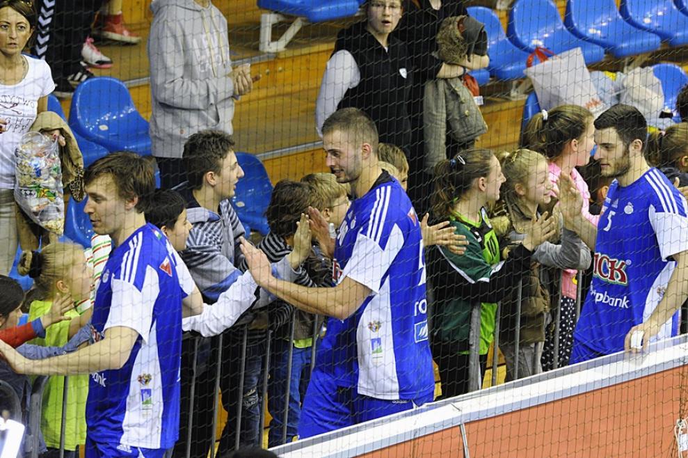 Pick Szeged - Kristianstad EHF Kupa - 22