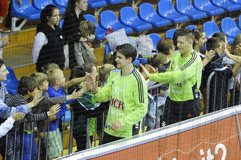 Pick Szeged - Kristianstad EHF Kupa - 23