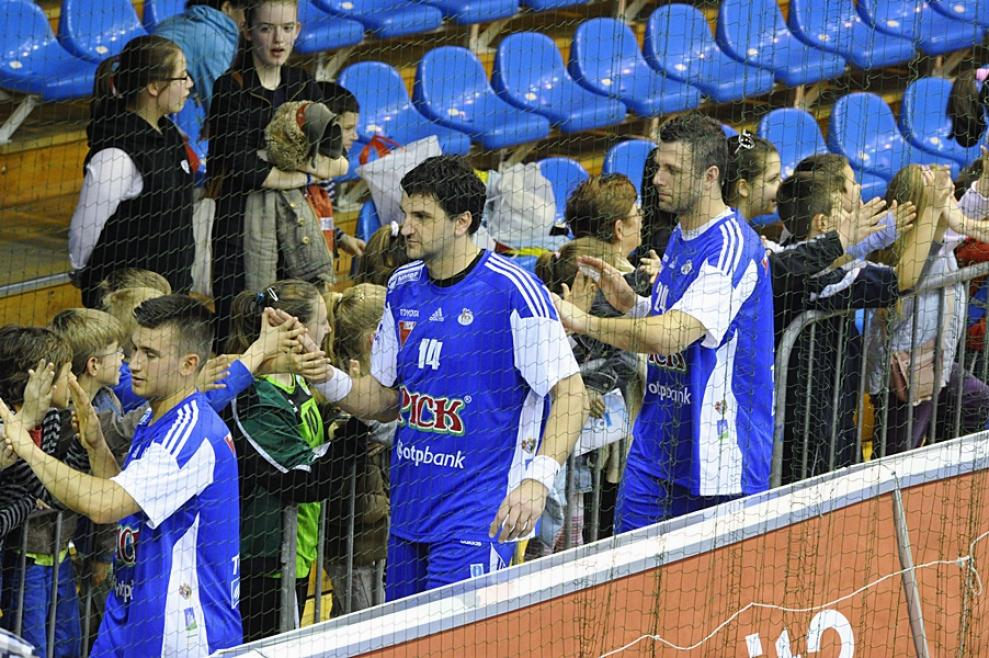 Pick Szeged - Kristianstad EHF Kupa - 24