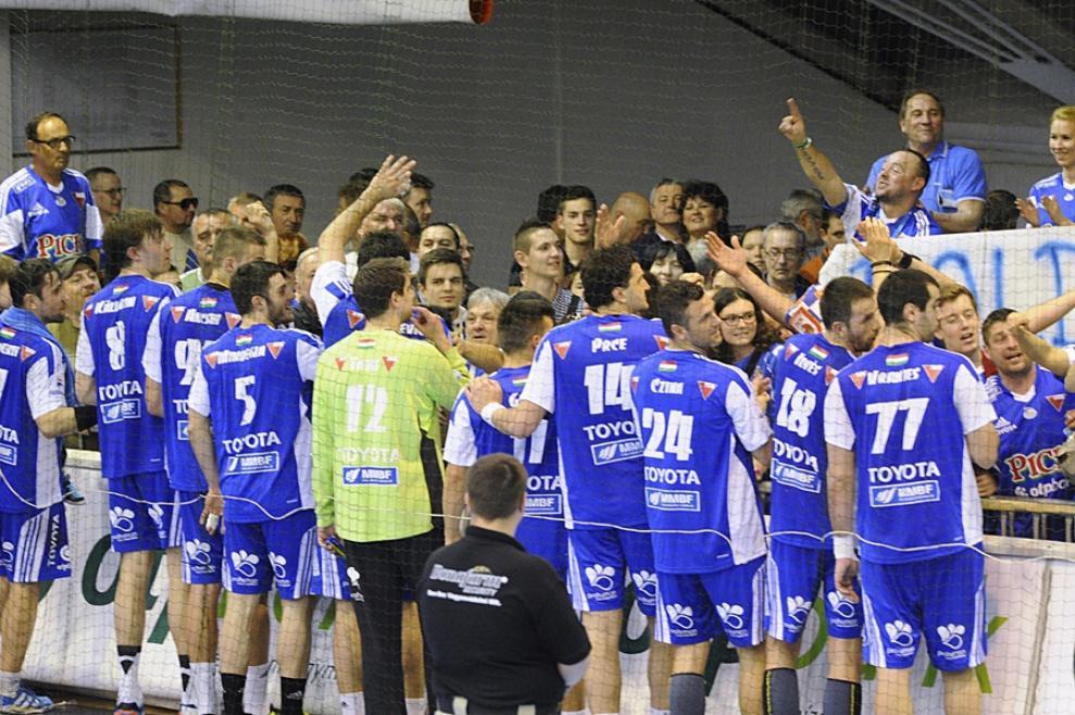 Pick Szeged - Kristianstad EHF Kupa - 26
