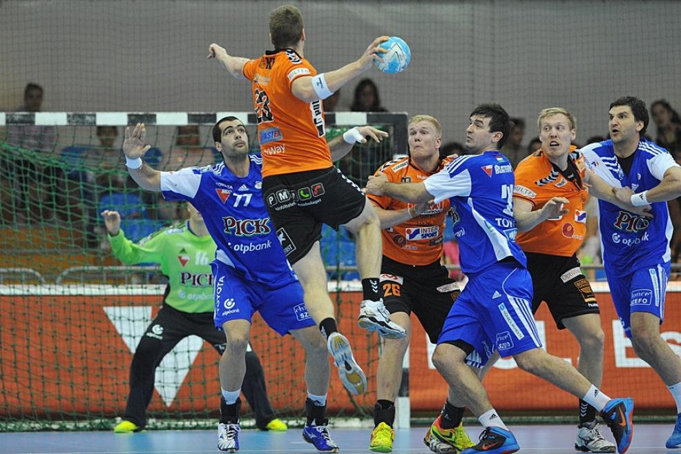 Pick Szeged - Kristianstad EHF Kupa - 33