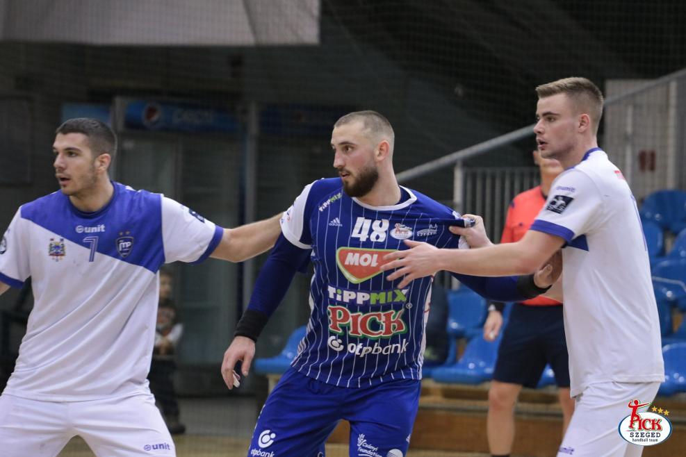MOL-PICK SZEGED - RK Metaloplastika Sabac felkészülési mérkőzés (2019.01.25.) 47
