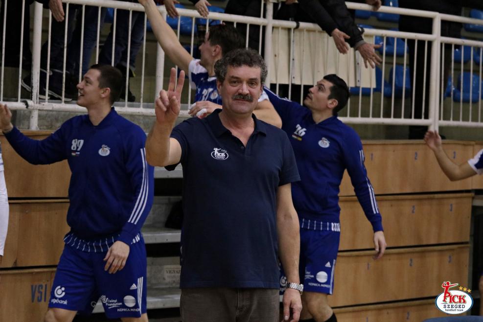 MOL-PICK SZEGED - RK Metaloplastika Sabac felkészülési mérkőzés (2019.01.25.) 50