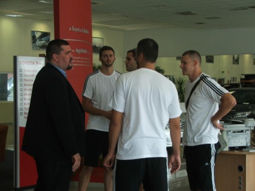 Küldj egy képet! Pick Szeged drukkerek 2013.06.24. - 5