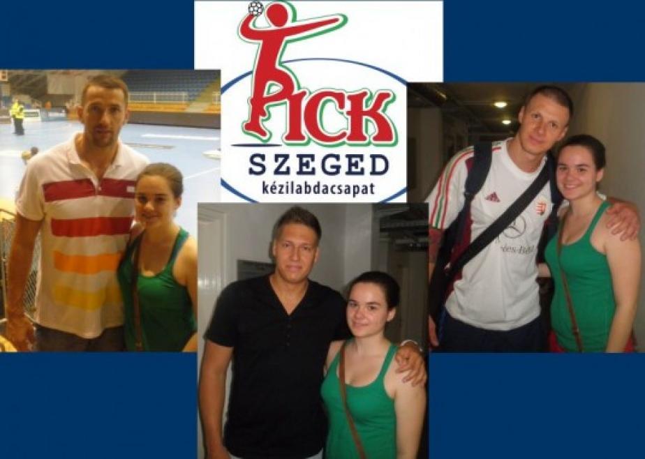 Küldj egy képet! Pick Szeged drukkerek 2013.06.24. - 21
