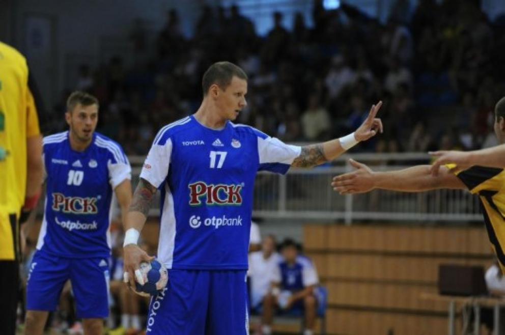 Pick Szeged - Orosháza 33-21 2013.08.16. - 5