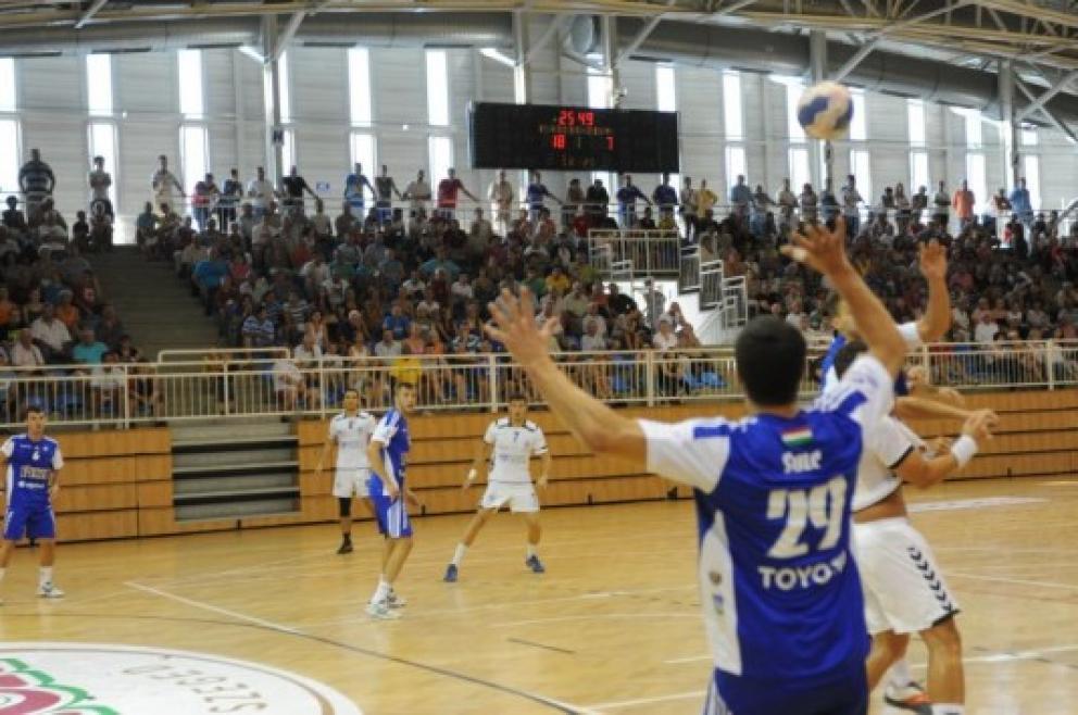 Pick Szeged - Orosháza 33-21 2013.08.16. - 7