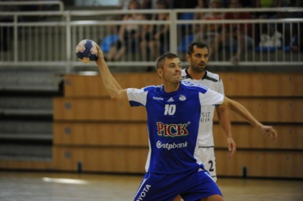 Pick Szeged - Orosháza 33-21 2013.08.16. - 9