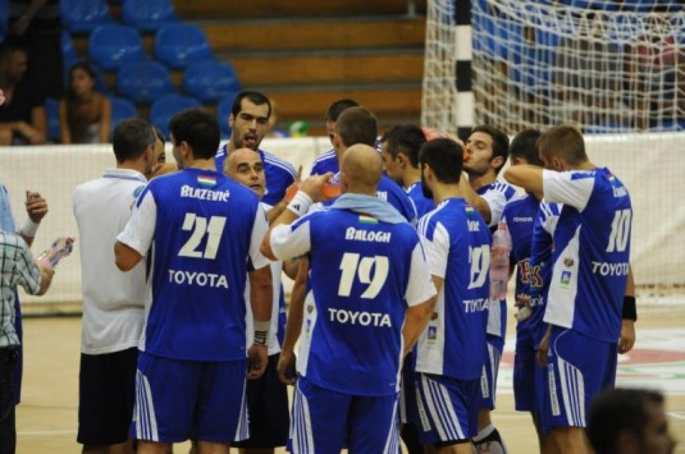 Pick Szeged - Orosháza 33-21 2013.08.16. - 12