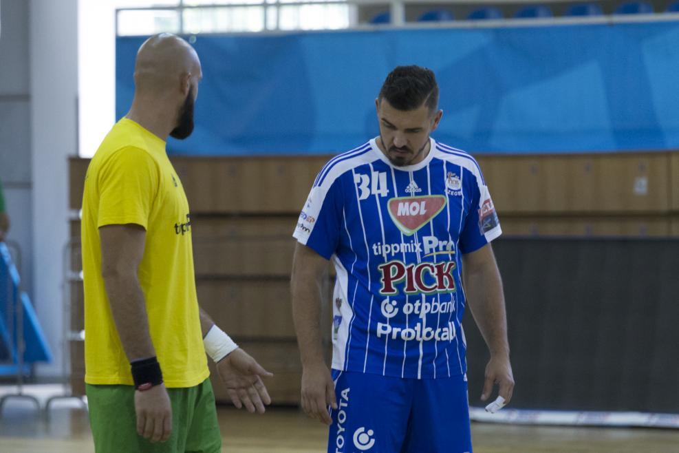 2017. 08. 09. MOL-Pick Szeged - Orosháza, felkészülési mérkőzés - 2