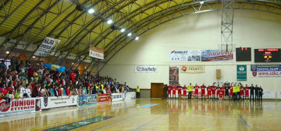 Székelyudvarhelyre utazik az EHF-kupa