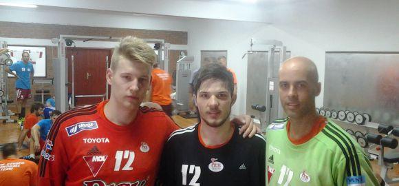 Július 29-én Székelyudavarhelyen az EHF-kupa
