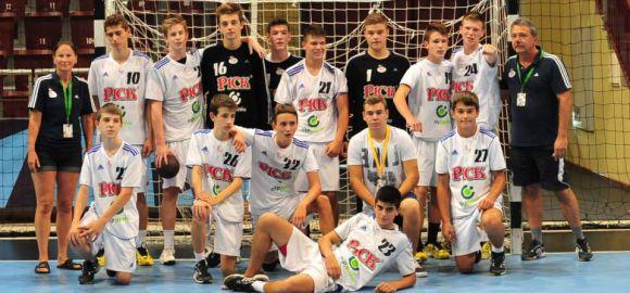 125 Pick Szeged-es a Cell-kupán