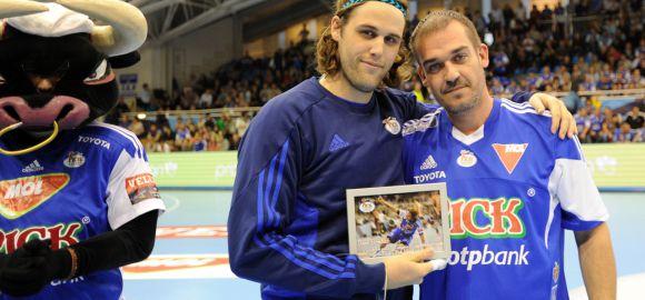Bombac megkapta a hónap játékosa díjat