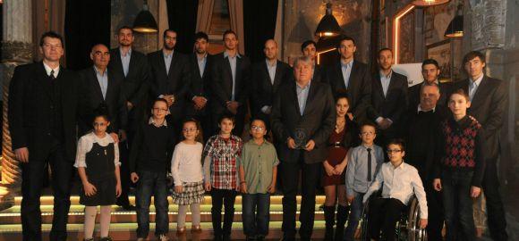 Az Év csapata lett a MOL-Pick Szeged, Juan Carlos Pastor az Év edzője
